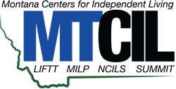 Montana Centers for Independent Living Logo